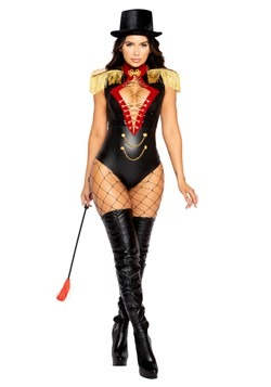 Women's Beauty Ringmaster Costume