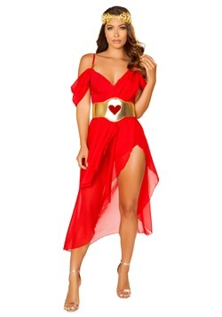 Women's Goddess of Love Costume