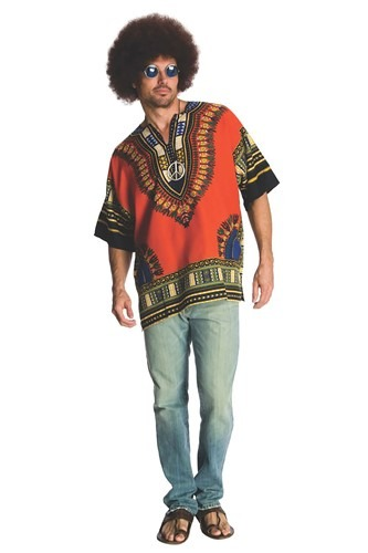 Vintage Hippie Dude Costume