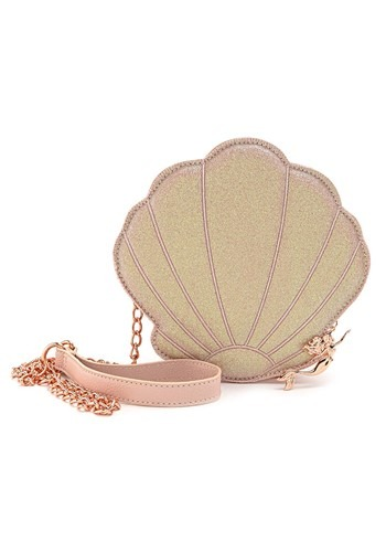 Loungefly The Little Mermaid Seashell Crossbody Bag