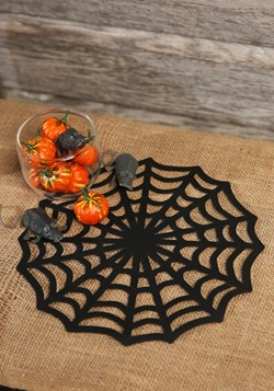 Spider Web Table Doilies Update 1