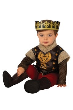 Infant / Toddler Medieval Prince Costume