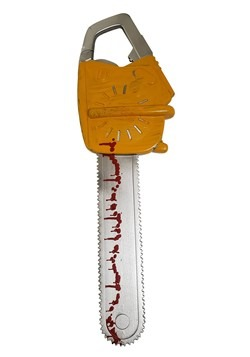 Plastic Bloody Chainsaw