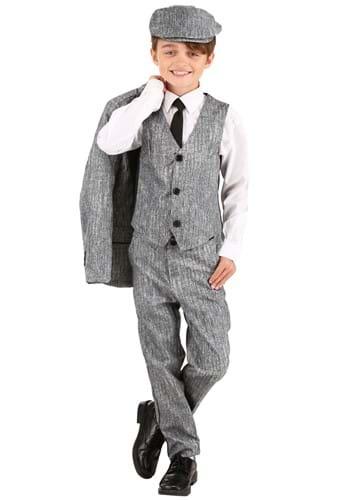 Kids 20s Gangster Suit