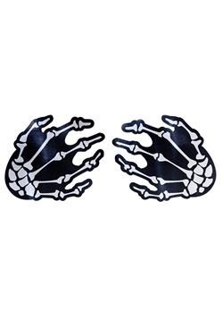 Pastease Skeleton Hands Pasties