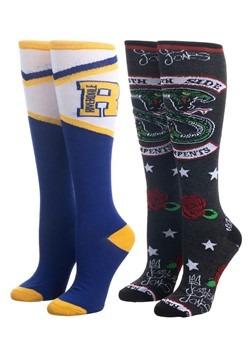 Riverdale 2 Pair Pack of Knee High Socks