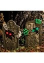 "22"" Light Up Skeleton Claw Tombstone Alt 1"