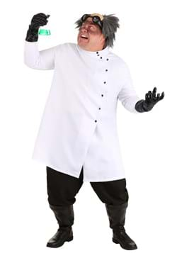 Plus Size Mad Scientist Costume for Men