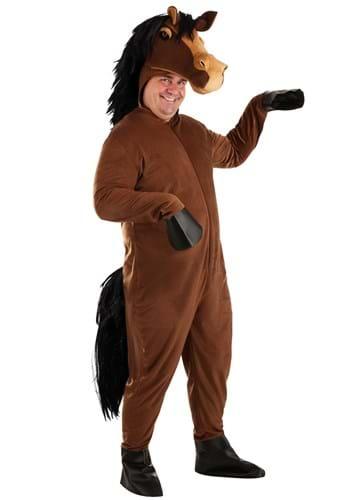 Adult Plus Size Horse Costume