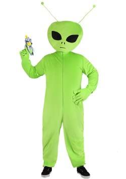 Plus Size Oversized Alien Costume for Men