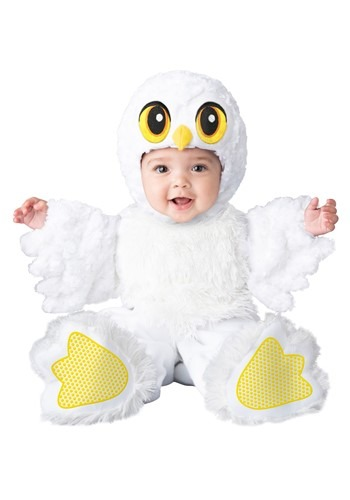 Infant Silly Snow Owl Costume