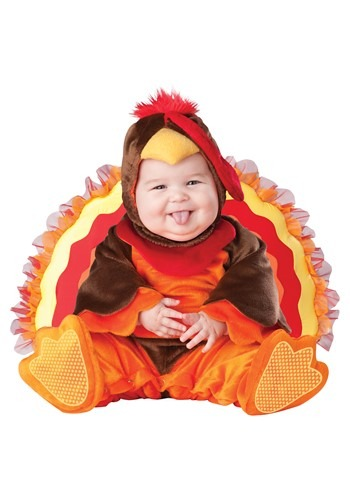 Infant Lil' Gobbler Costume