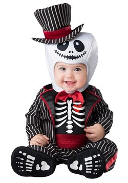 Infant Skeleton Costume
