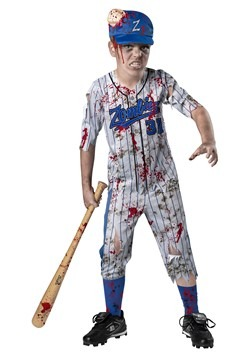 Boy's Home Run Horror Costume