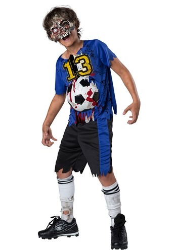 Boy's Zombie Goals Costume