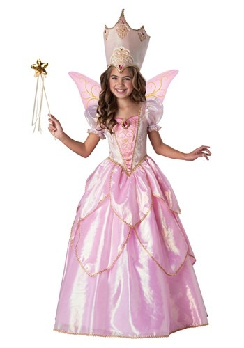 Girl's Fairy Godmother Costume
