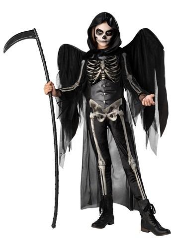 Tween Angel of Death Costume