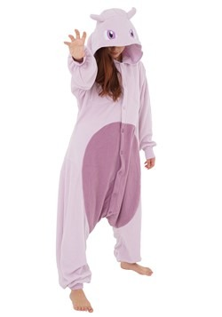 Pokemon Mewtwo Adult Kigurumi