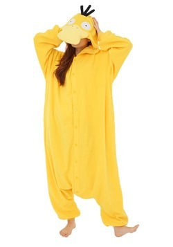 Pokemon Psyduck Adult Plus Kigurumi