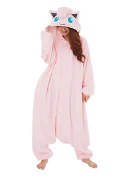 Pokemon Jigglypuff Adult Plus Kigurumi