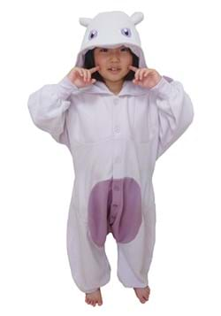 Kid's Pokemon Mewtwo Kigurumi Costume Udpate
