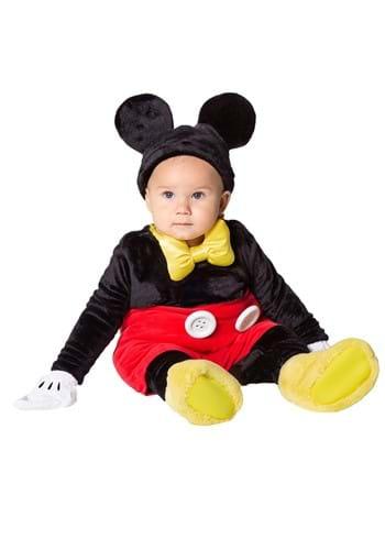 Disney Baby Mickey Mouse Premium Costume new