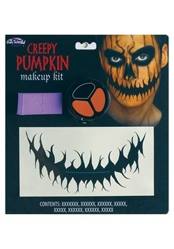 Creepy Pumpkin Makeup Kit