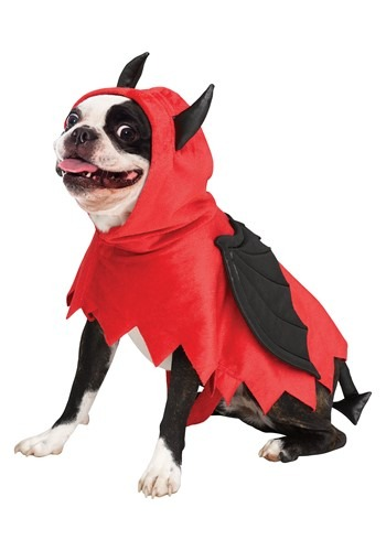Devil Pet Costume