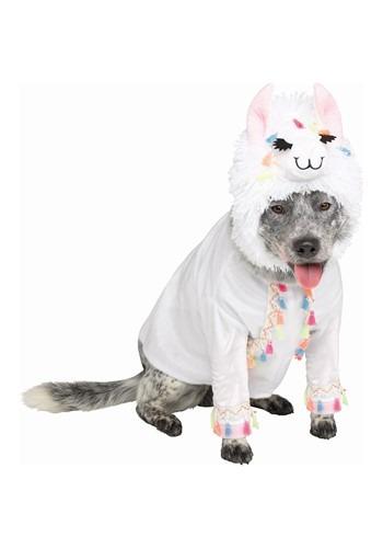 Lil' Llama Pet Costume