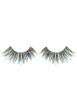 Silver Metallic Eyelsahes