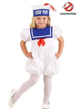 Toddler Ghostbusters Stay Puft Bubble Costume