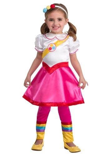 True and The Rainbow Kingdom Girls Classic True Costume