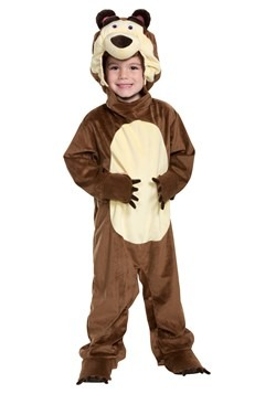 Masha and The Bear Boys The Bear Costume