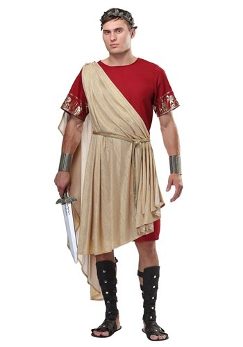 Men's Plus Roman Toga