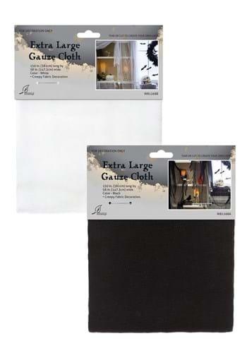 Assorted Ex Large Black Gauze Cloth Main UPD 2