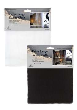 Extra Large Black & White Gauze Cloth Assorted