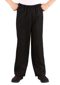 Child Black Pants