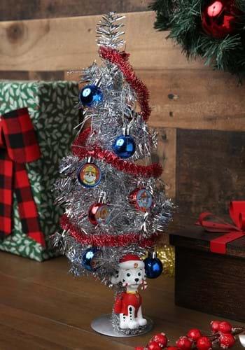 Mini Paw Patrol Christmas Tree