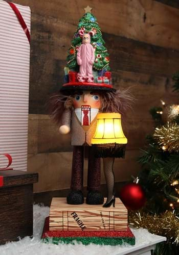 A Christmas Story Light-Up Nutcracker