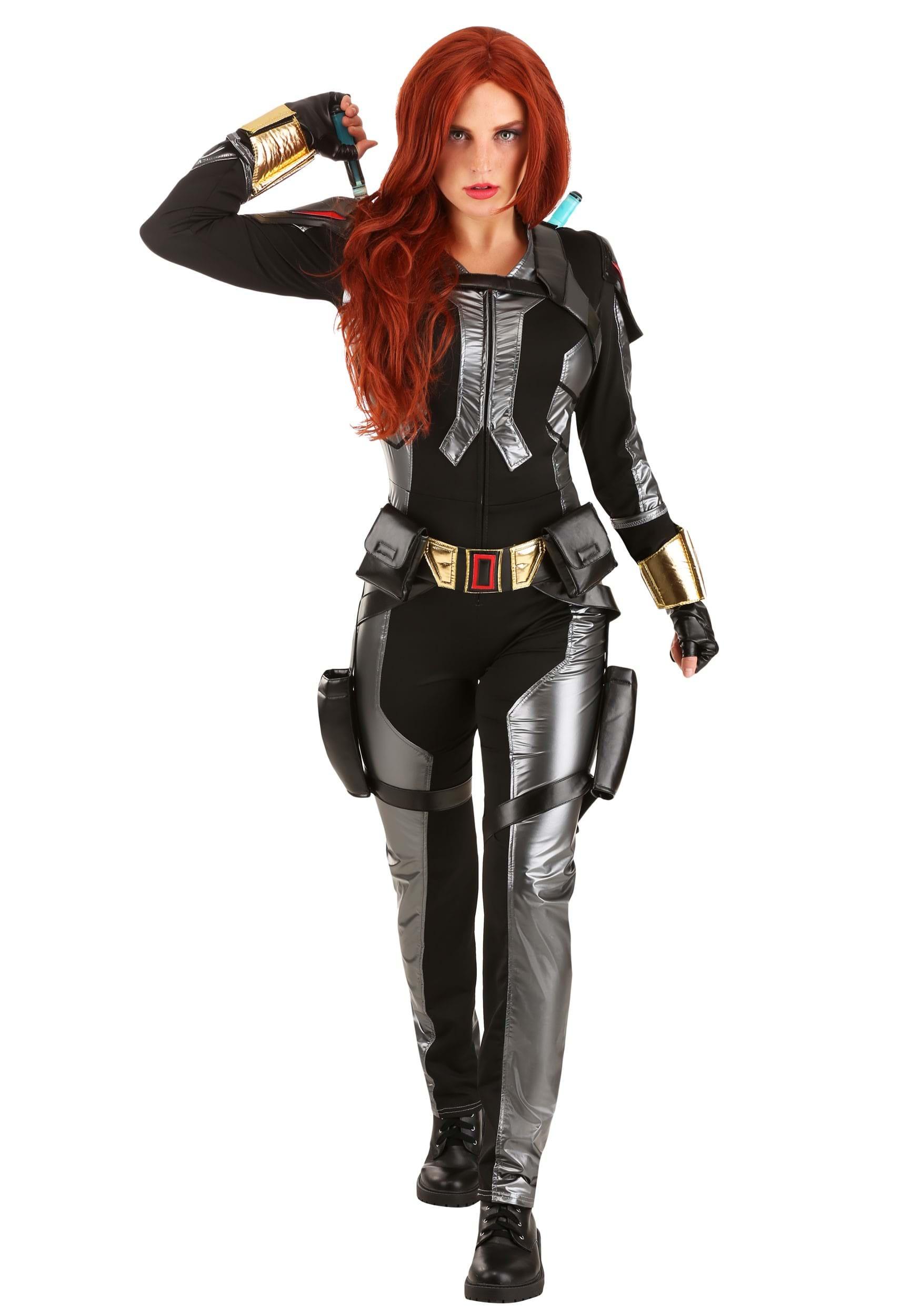 Black Widow Premium Costume for Women