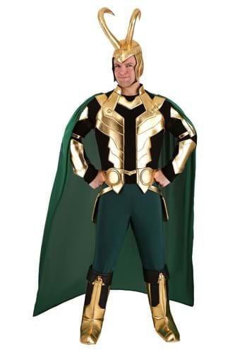 Men's Marvel Loki Premium Costume Update