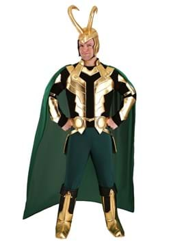 Men's Marvel Loki Premium Costume Update