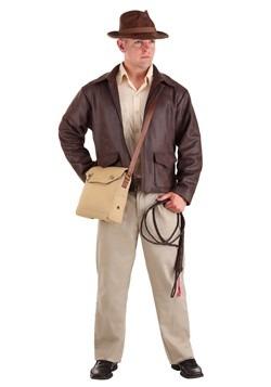 Indiana Jones Men's Plus Size Premium Costume