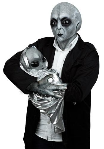 Area 51 Alien Baby