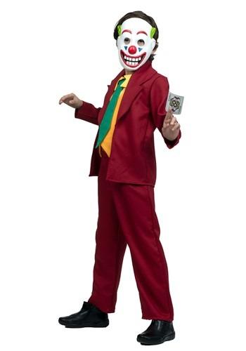 Child's Comedian Costume