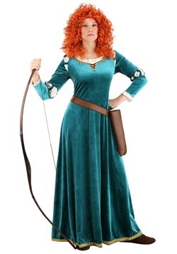 Brave Women's Merida Costume Update