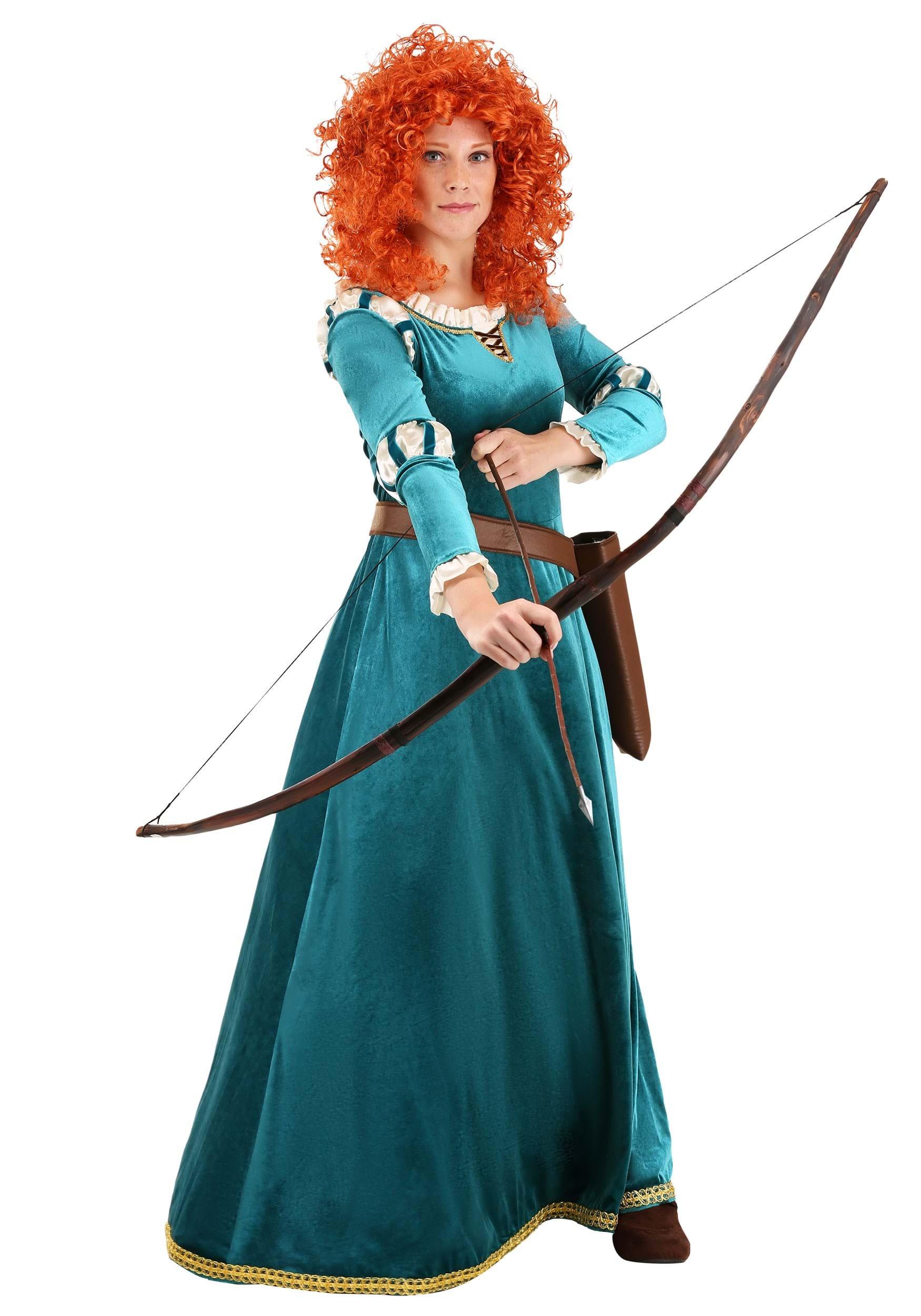 Brave Women/'s Disney Merida Costume