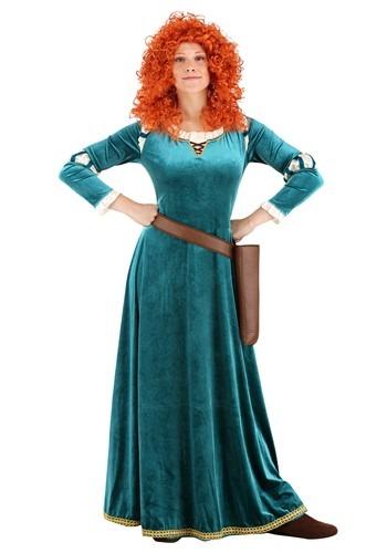 Brave Womens Disney Merida Costume