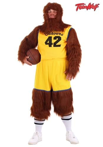 Plus Size Teen Wolf Costume for Men