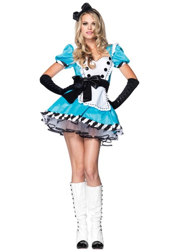 Charming Alice Costume By: Leg Avenue for the 2015 Costume season.